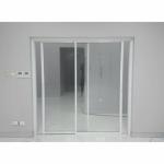 รับติดตั้งประตูบานเลื่อน - ห้างหุ้นส่วนจำกัด กิจชุมพรกระจกอลูมิเนียม