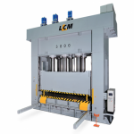 Metal stamping machine Deep-Drawing3000 - Excel Machine Tech Co Ltd