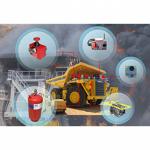 ระบบดับเพลิงอัตโนมัติในเครื่องจักรกลหนัก - บริษัท มิลเลนเนี่ยม เทคโนโลยี่ จำกัด