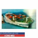 บริการขนส่งทางเรือ - บริษัท เซ้าเทรินชิปปิ้งและขนส่ง จำกัด