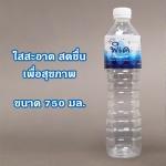 น้ำดื่มขวด 750 มล. - บริษัท 4 ซีซั่นฟู้ดส์แอนด์ดริ๊ง จำกัด