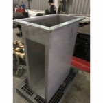 งานเชื่อมประกอบโลหะ Assembly  welding - งานโลหะแผ่น แอคเซ็ป SHEET METAL WORKS ACCEPT