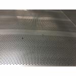 งานเจาะรูตะแกรง Perforated  metal - งานโลหะแผ่น แอคเซ็ป SHEET METAL WORK ACCEPT