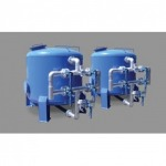 ระบบกรองโดยสารกรองและเรซิน - ระบบบำบัดน้ำ อะโครพอร์ เทคโนโลยี