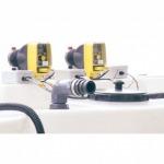 ระบบฉีดสารเคมี - ระบบบำบัดน้ำ อะโครพอร์ เทคโนโลยี