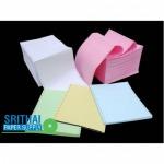 กระดาษต่อเนื่องคอมพิวเตอร์ปอนด์สี - บริษัท ศรีไทยเปเปอร์ซัพพลาย จำกัด