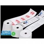 กระดาษม้วนใบเสร็จพิมพ์โลโก้ด้านหลัง - บริษัท ศรีไทยเปเปอร์ซัพพลาย จำกัด