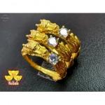 เเหวนทองคำเเท้ จักรวรรดิ - ร้านทองเยาวราช - ห้างขายทอง โง้วชั้งเซ้ง