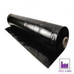 ขายส่งม้วนพลาสติก LDPE สีดำ - โรงงานผลิตพลาสติกคลุมดิน - ภัทรชัย พลาสติก