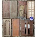 ผลิตประตูไม้สัก นครสวรรค์ - ห้างหุ้นส่วนจำกัด ศรีสวรรค์ 2000 (โรงงานสิ่งประดิษฐ์ไม้อบแห้ง)  หัวเมืองค้าไม้