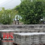 โรงผลิตบล็อกคอนกรีตปูพื้น - บริษัท พี พี เอส คอนกรีต จำกัด