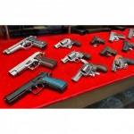 ปืนสวัสดิการกรมการปกครอง - บริษัท สิงห์ทองไฟร์อาร์ม จำกัด