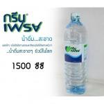 น้ำดื่มตรากรีนเฟรช  1,500 CC  - น้ำดื่ม กรีนเฟรช