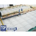 FRP Roof งานหลังคาไฟเบอร์กลาส - บริษัท ท็อป คอมโพซิชั่น จำกัด