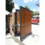 ประตูรั้วสวิงอัตโนมัติ สวนหลวง โทร 081-665-2687, 094-892-8668 - รับทำประตูรีโมท พัฒนาการ-99 การช่าง
