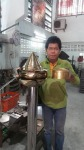 Stainless steel fuel tank - Chang Siam Karnchang Co Ltd
