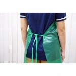 Pvc plastic apron - P CHEM & TEXT LP