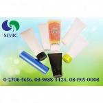 ผลิตหลอดพลาสติก Cosmetic Tube - บริษัท ไซวิค ทูบเทค แอนด์ ปริ้นติ้ง จำกัด