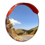 Oval stainless mirror - Millennial Import LP