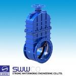 ประตูน้ำเหล็กหล่อ - โรงงานผลิตสินค้าระบบประปา และชลประทาน - SWW
