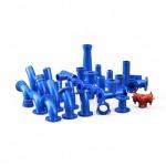 อุปกรณ์ข้อต่อ Pipe Fittings - โรงงานผู้ผลิตและจำหน่ายผลิตภัณฑ์ สำหรับงานประปาและชลประทาน