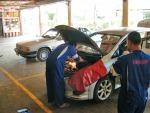 บริการซ่อมแอร์รถยนต์ - ปราจีนแอร์