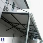 รับต่อเติมบ้าน กันสาด - จำหน่ายและติดตั้งอุปกรณ์ห้องเย็น - ไอโซ พาแนล