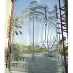ประตูรั้วอัลลอย - บริษัท เมททอลแฮนด์คราฟ จำกัด