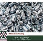 บริการชุบซิ้งค์ (Zinc Plating) - รมดำ ชุบแข็ง ชุบซิ้งค์-ดับเบิ้ลยู พี เอ็น โฟร์ไนน์