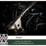 บริการชุบนิเกิล (Electroless Nickel Plating) - รมดำ ชุบแข็ง ชุบซิ้งค์-ดับเบิ้ลยู พี เอ็น โฟร์ไนน์