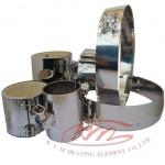 ฮีทเตอร์รัดหัวฉีดพลาสติก Mica Band Heater - บริษัท เค วี เอ็ม ฮีทติ้ง เอลเลอเม้นท์ จำกัด