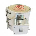 ฮีทเตอร์รัดท่อแบบเซรามิค Ceramic Band Heater - บริษัท เค วี เอ็ม ฮีทติ้ง เอลเลอเม้นท์ โรงงานผลิต ฮีตเตอร์