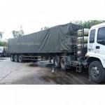 สั่งตัดผ้าใบคลุมรถบรรทุก - โรงงานผลิตผ้าใบ กิมฮง (88) ผ้าใบ