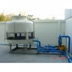 ติดตั้งระบบหอทำน้ำเย็น - บริษัท  ส. คลองด่าน เทคโนโลยี จำกัด