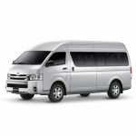Van for rent for organization, Pattaya company, Chonburi - Prop Up Co Ltd