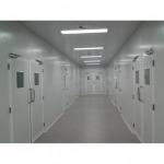 รับสร้างห้องคลีนรูม ห้องปลอดเชื้อ - โรงงานผลิตแผ่นฉนวนห้องเย็นสำเร็จรูป