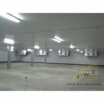 โรงงานผลิตห้องเย็น - โรงงานผลิตแผ่นฉนวนห้องเย็นสำเร็จรูป