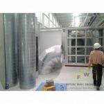 ติดตั้งแผ่นฉนวนผนังสำเร็จรูป - โรงงานผลิตแผ่นฉนวนห้องเย็นสำเร็จรูป