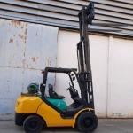 ขายรถโฟร์คลิฟท์นนทบุรี Komatsu  3.5  ตัน รุ่น FG35AT-16 - บริษัท นิวสหรุ่งเรือง ฟอร์คลิฟท์ จำกัด