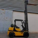 ขายรถยกโฟร์คลิฟท์ Yale นนทบุรี 3 ตัน รุ่น GLP30TK - บริษัท นิวสหรุ่งเรือง ฟอร์คลิฟท์ จำกัด