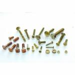 Screw Brass - สกรูทองเหลือง - บริษัท ที ซี สกรูน๊อต อินดัสทรี จำกัด