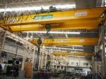 Double Overhead Crane - บริษัท ที เอส ไอ ซี อินเตอร์เทรด จำกัด