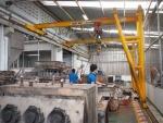 Semi Gantry Crane - บริษัท ที เอส ไอ ซี อินเตอร์เทรด จำกัด