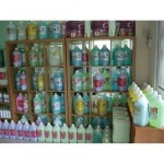 Washing and ironing factory - Crystal Clean Chemical Co., Ltd.