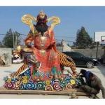 หล่อประติมากรรมจีน - รับเหมา ก่อสร้าง สร้างศาลเจ้า ศ.พรกิจ