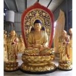 รับหล่อพระจีนทองเหลือง - รับเหมา ก่อสร้าง สร้างศาลเจ้า ศ.พรกิจ