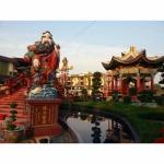 รับเหมาก่อสร้างแนวหมู่บ้านจีนจำลอง - รับเหมา ก่อสร้าง สร้างศาลเจ้า ศ.พรกิจ