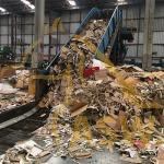 โรงงานย่อยกระดาษลัง - บริษัท เอเอสดับบลิว เปเปอร์ แอนด์ ทรานสปอร์ตเทชั่น จำกัด