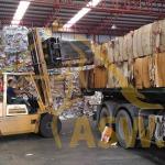 โรงงานรับซื้อและอัดก้อนกระดาษบางนา - บริษัท เอเอสดับบลิว เปเปอร์ แอนด์ ทรานสปอร์ตเทชั่น จำกัด