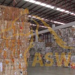 ขายเศษกระดาษอัดก้อนเพื่อรีไซเคิลกระดาษ - บริษัท เอเอสดับบลิว เปเปอร์ แอนด์ ทรานสปอร์ตเทชั่น จำกัด